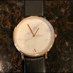 Gorgeous Marble Face Watch!